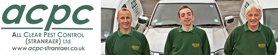 ACPC Stranraer Ltd - Pest Control Specialists