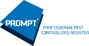 ACPC Stranraer are members of the BASIS PROMPT Professional Pest Controllers Register